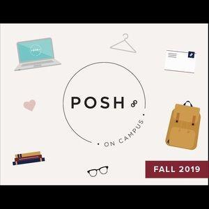 I'm a Posh Campus Rep #poshstyle